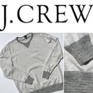 Men's JCREW cotton pullover size large